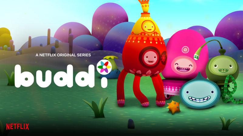 BUDDI – A Netflix Original Series